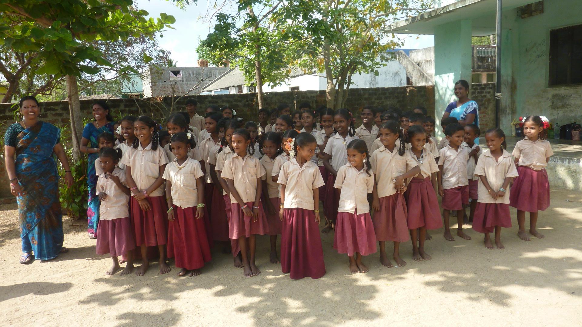Ecole d'Ottankadu .