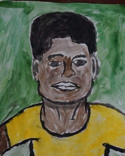 Ateliers de peinture avec France Pondichéry